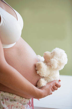 胎儿在母体内人成长过程(图)