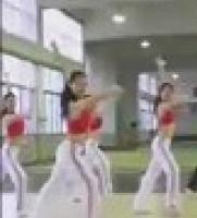 健康活力健身操《白金级健美操教学》