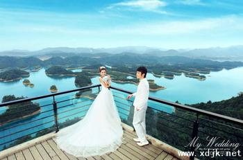 千岛湖婚纱摄影