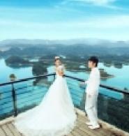 """千岛湖寻找""""最美丽的新娘"""""""