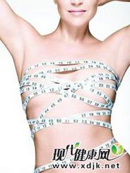 为何每次减肥都先减胸?