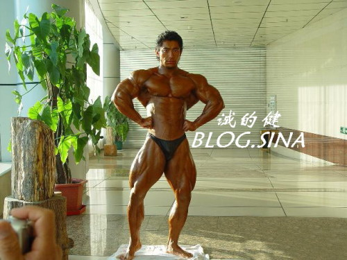 肌肉健美取得成功有讲究