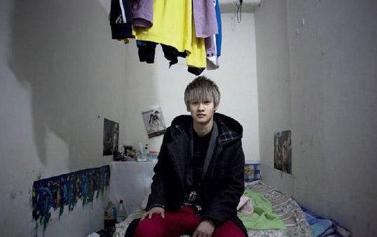 生活就是活着 北京地下室的另类人生