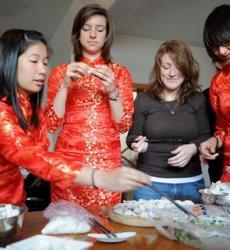 老外在中国 体验不一样的人生