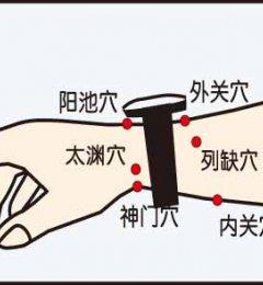 列缺穴是我们修复头部疾病的工具