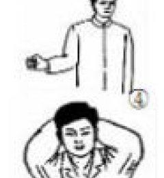 预防锻炼与药物结合治疗肩周炎
