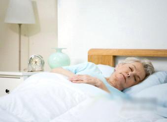 """老人""""睡不好"""",警惕心理疾病"""