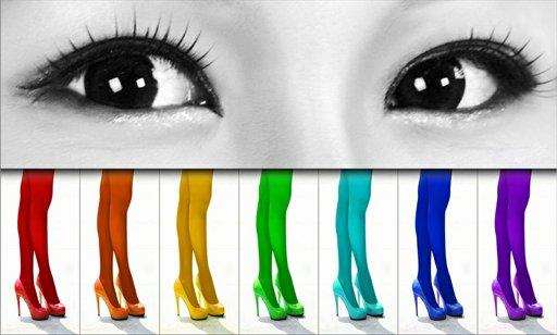 从你讨厌的颜色看你的个性