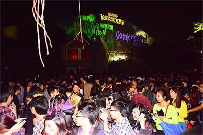 3、长隆欢乐世界2013万圣节活动