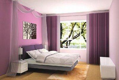 调查显示:紫色墙和丝绸寝具最能提升性欲