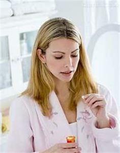 中年女性慎用避孕药 防诱发宫颈癌