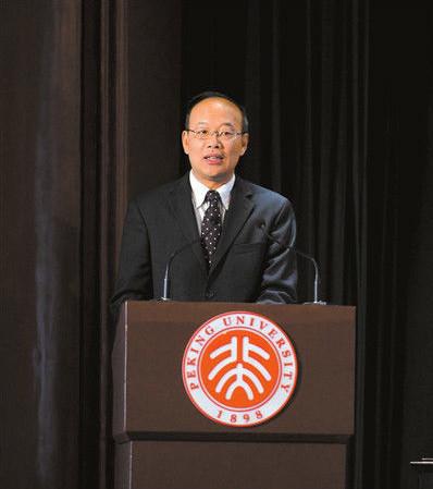 北大校长王恩哥送给毕业生的十句话: