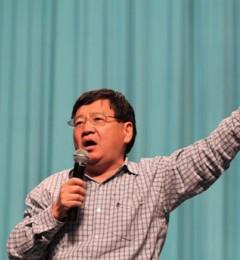 徐小平谈创业 做男性健发增发找出成功道路