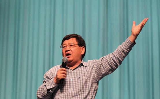 新东方创始人徐小平