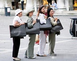 普通美国人为什么不买奢侈品