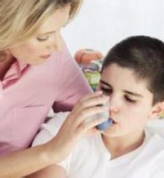 西式快餐容易患哮喘病