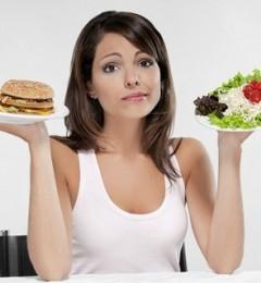 素食减肥易导致激素分泌失常影响女性生育