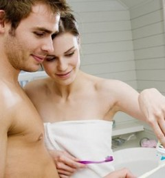 一般人享受不到的夫妻睡前快乐保健