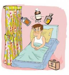 药物剂量超标容易损伤肝肾