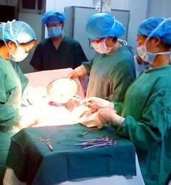 岳阳爱康医院手术室的一天――12台手术、辛勤的奉献