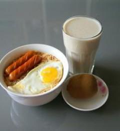 经常熬夜 来顿活力早餐