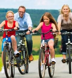 心肺功能不好 自行车运动是首选