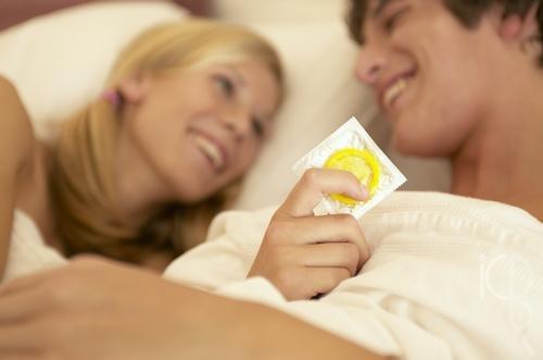 香味避孕套