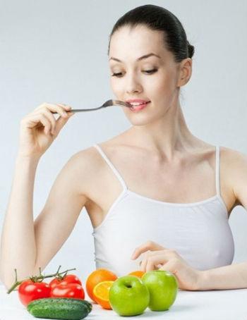 女子减肥长吃素 一年长出5颗胆结石