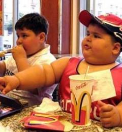 研究发现 贫穷家庭孩子更易肥胖