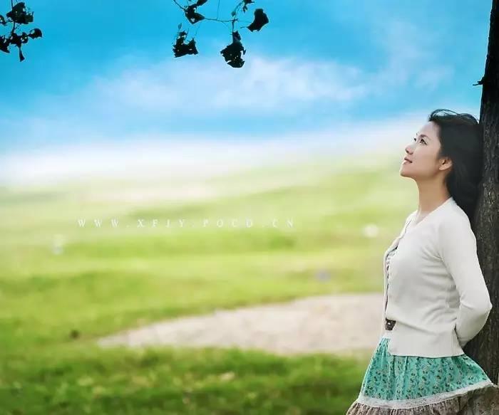看见天堂是因为天使很轻