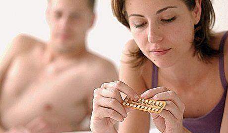 口服避孕药