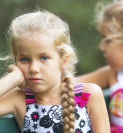 爱转圈圈 警惕孩子自闭症
