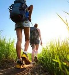 多走路就会活得更自在
