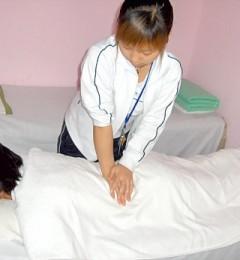 现代按摩手法治疗腰椎病的注意事项