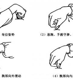 手法按摩治疗脊椎的几种方法