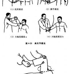 关节做被动性活动治疗腰椎间盘突出