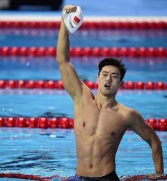 奥运季,男神女神邀减肥