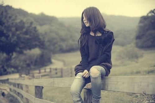 想念一个人的痛苦