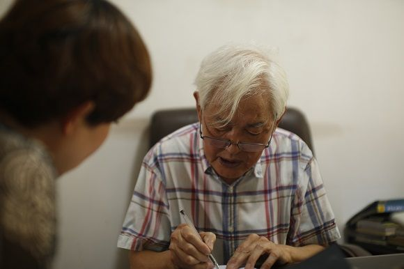 李晓林:医者父母心,中西医无界限