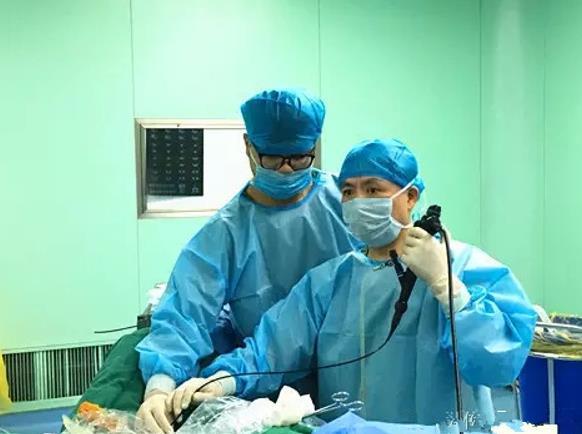 黄石市爱康医院救助肾结石多年患者
