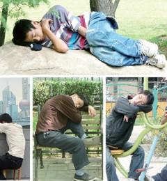 """""""中国式睡眠""""说明中国人是最容易困倦的人种?"""