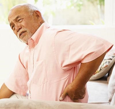 老年人肾虚的症状