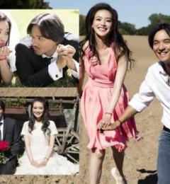 舒淇大婚辣么美!十月结婚潮海飞丝助你成为最美新娘