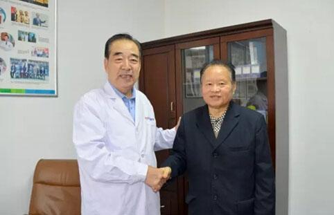 茶界医界泰斗两相遇:以茶道结缘,论晋湘文化,话健康养生