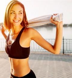 如果你爱运动 总能挤出时间来锻炼
