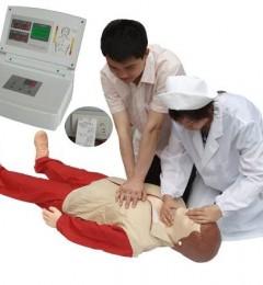 猝死救命讲方法 心肺复苏术是关键