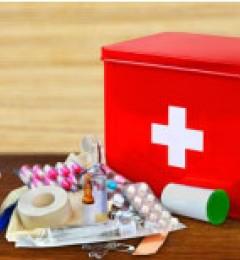美林退烧药☞家庭常备儿童专用药箱