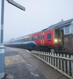 英国一个全年只有12名乘客的火车站如何生存