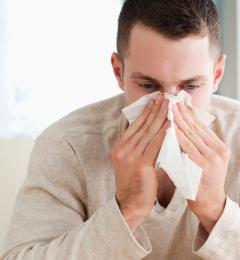 冬季温差大易鼻塞流鼻水 鼻过敏症状你也有吗?