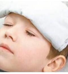 小儿美林退烧药:发烧未必是坏事